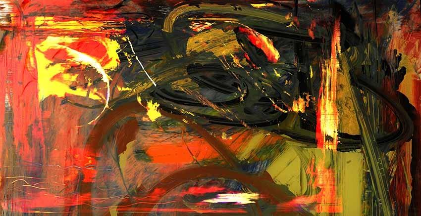 R2784 Canvas Wall Art Canvas Print