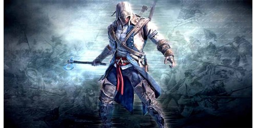 R2334 Canvas Wall Art Canvas Print ASSASSIN'S CREED